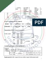 CHIMICA formulario