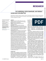 Open Access Publishing Article