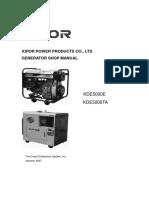 163454016-Kipor-KDE5000E-5000TA-Service-Manual-1