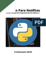 Python Para Neófitos