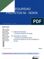 Seguridad Nokia - Proyetos NI ESPAÑOL_V_0.1