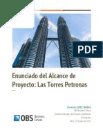Enunciado Del Alcance de Proyecto LOPEZ YBARRA Fernando