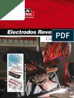 Catalogo Electrodos Revestidos - Lincoln Soldaduras de Venezuela (2013)