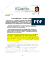 HARIHAR's 04-08-2020 Email to US Congresswoman Maxine Waters (D-CA) is followed by 04-09-2020 Press Release by the House Financial Services Committee