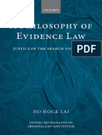 H.L.Ho A_Philosophy_of_Evidence_Law__Justice