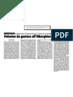 La Voce Di Rovigo. Polesine da gustare all'Alberghiero (2.12.2010)