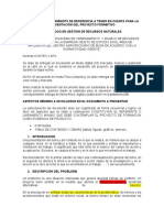 Terminos de referencia-Proyecto formativo TGRN