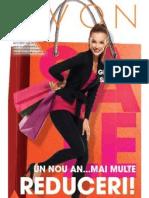 Catalog Avon campania 01 - 2011