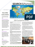 Deep Social Networing Newsletter Issue 02