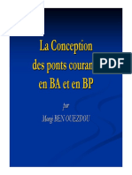 4-Conception ponts courants