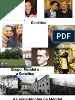 Gregor Mendel e a Genética
