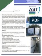 Folleto Smart Shelter SSC (en)