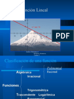 Función Lineal- Análisis Mat 2018