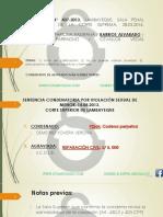 CASACION  437-2013  SPP -AUTO DE CALIFICACION