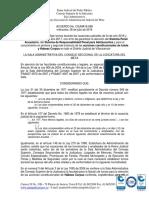 ACUERDO No. CSJMA16-696