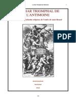 A-Basile Valentin - Le Char Triomphal de l'Antimoine.pdf
