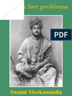 Swami Vivekananda on India and Her Problems