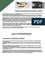 3 Estrategias de promoción para Músicos y Artístas - AUDIO PARA MÚSICOS.pdf