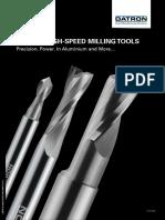 DATRON Tool Catalog