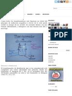 Transformador de distribución _ EurisFAquino