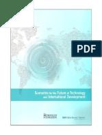 Escenarios para el futuro de la tecnología y el Desarrollo Internacional en pdf