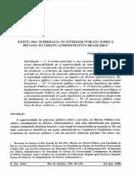 OSÓRIO, Fabio Medina - Existe uma supremacia do interesse público sobre o privado no Direito Administrativo brasileiro 47527-93274-1-PB.pdf