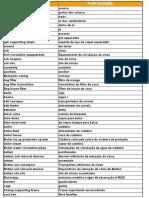 Dicionário Técnico
