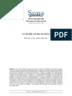 SensPublic_BLahire_LBonzon_double_vie_des_ecrivains
