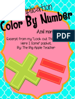 MultiplicationColorByNumber.pdf