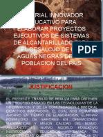 PROYECTO INNOVACION ALCANTARILLADO