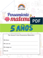 Pensamiento Matemático 5 años.pdf