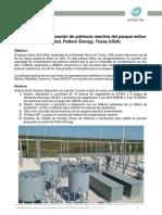 ARTECHE CS Compensación-potencia-reactiva Eolico Texas US ES (1)