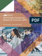 10 Tendências Globais de Consumo 2019