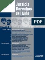 Justicia y Derechos Del NIño Vol 7