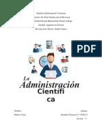 La Administración Científica.docx