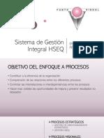 SGI HSEQ - ENFOQUE A PROCESOS