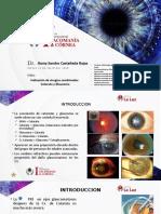 Presentacion de Glaucoma Congreso de FACO CORNEA 25 de JULIO
