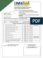 FORMULARIO DE PRESENTACIÓN DE DOCUMENTOS PARA EL PAGO