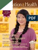Meditation & Health_2013_VOL3_NO.2  by Bodhi Meditation