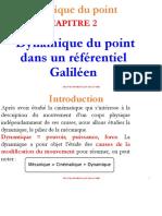 Mécanique du point Chapitre 2.pdf