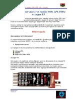Como conectar nuestros equipos OSD, GPS,USB,eLooger v3