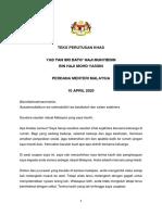 Teks Perutusan Khas YAB PM - 10042020.pdf