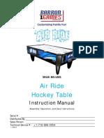 Air Ride Hockey