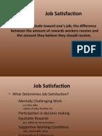 Lect. 11- Job Satisfaction
