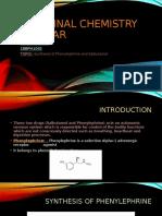 Synthesis of salbutamol and phenylephrine