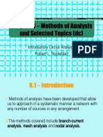 method of analysis