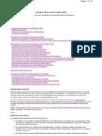 Manual Microsoft Project 2002 Español By romeroan