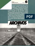 ARCHIVOS DE LA FILMOTECA Nº6