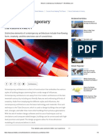What is Contemporary Architecture.pdf