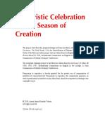 Liturgy for the Season of Creation